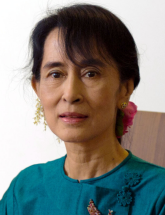 Photo: Aung San Suu Kyi