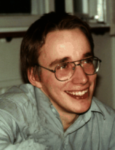 Photo: Linus Torvalds