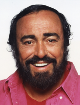 Photo: Luciano Pavarotti