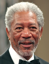 Photo: Morgan Freeman