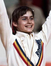 Photo: Nadia Comaneci