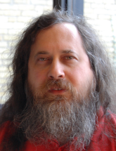 Photo: Richard Stallman