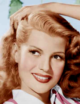 Photo: Rita Hayworth